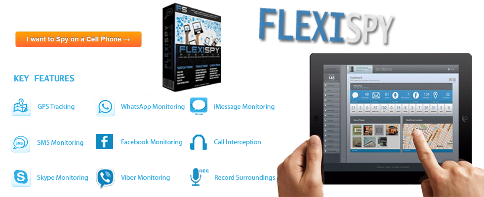 Flexi SPY Mobile Cell Phone Spy App