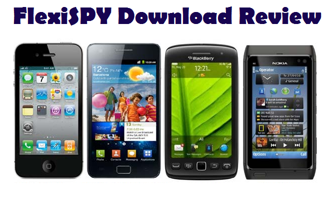 FlexiSPY download review