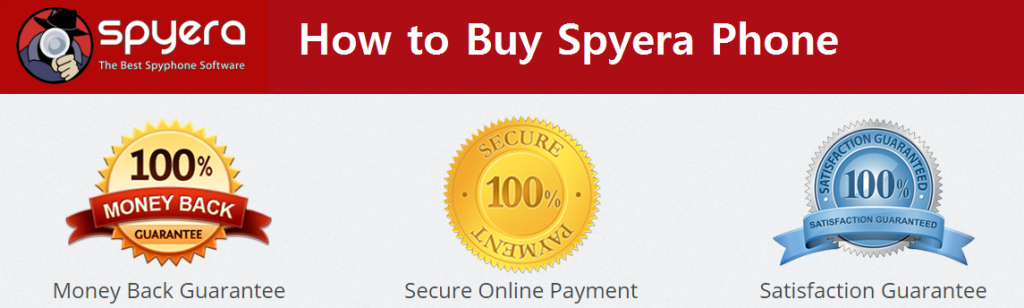How to buy Spyera phone