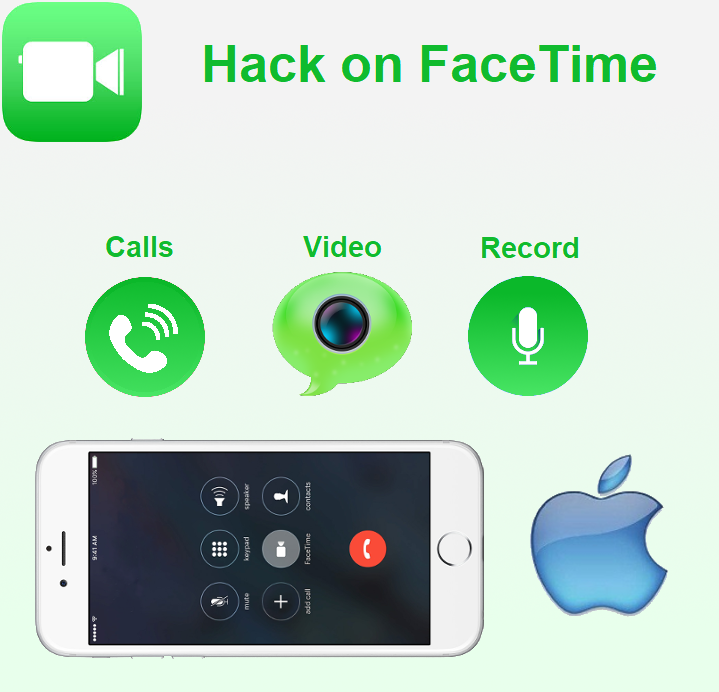 How to Hack on FaceTime? Secretly Record FaceTime on iPhone – Mobile