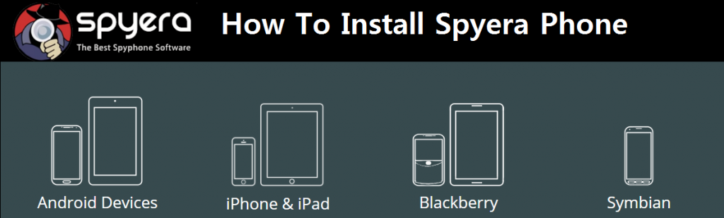 How to install Spyera Phone