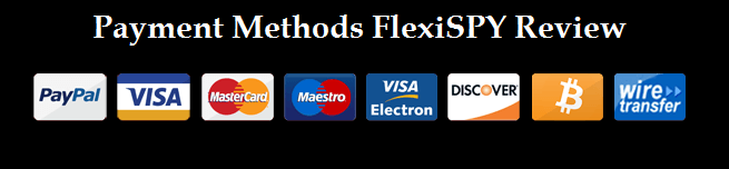 Payment Methods FlexiSPY Review