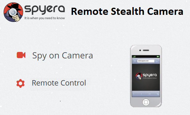 Remote Stealth Camera