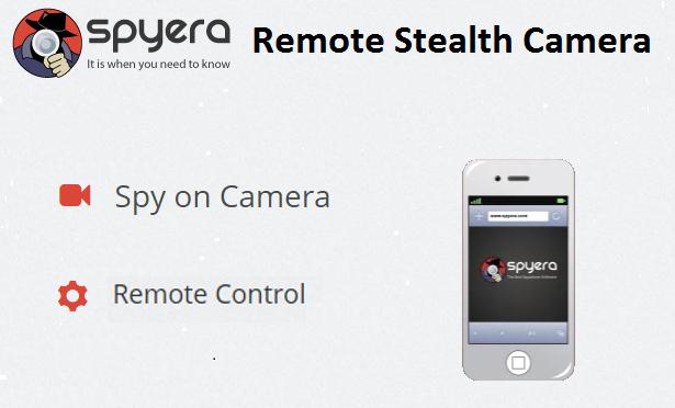 Remote Stealth Camera