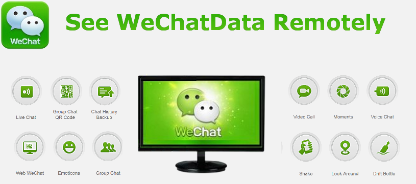 See Someone WeChat Data Remotely