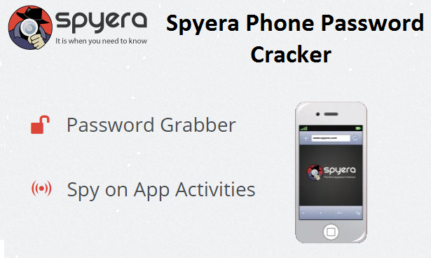 Spyera Phone Password Cracker