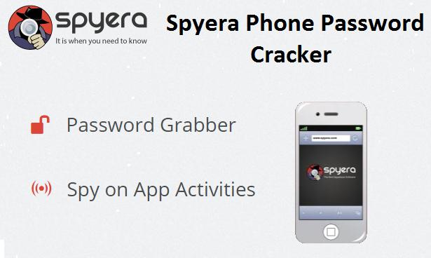 Spyera Phone Password Cracker